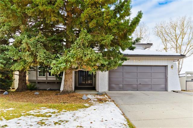 3307 Oakwood Drive SW, Calgary, AB T2V 4K5 (#C4210865) :: Your Calgary Real Estate
