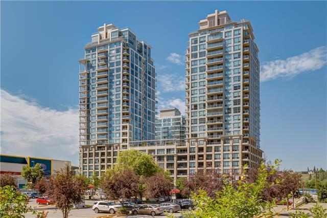 222 Riverfront Avenue SW #1926, Calgary, AB T2P 4V9 (#C4210876) :: Tonkinson Real Estate Team