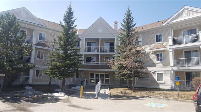 11 Chaparral Ridge Drive SE #1204, Calgary, AB T2X 3P7 (#C4210894) :: Calgary Homefinders