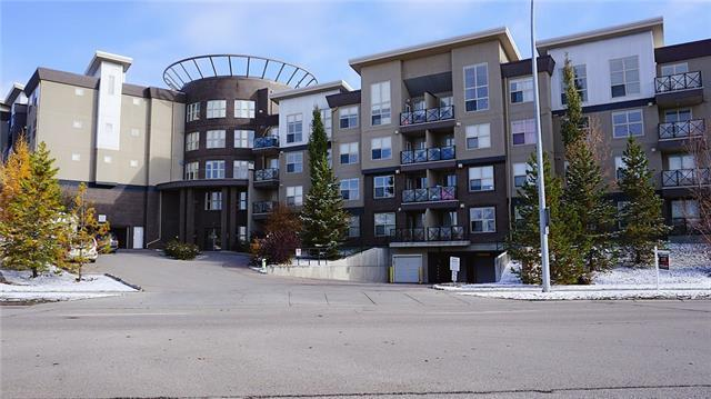 88 Arbour Lake Road NW #208, Calgary, AB T3G 4N7 (#C4210904) :: Canmore & Banff