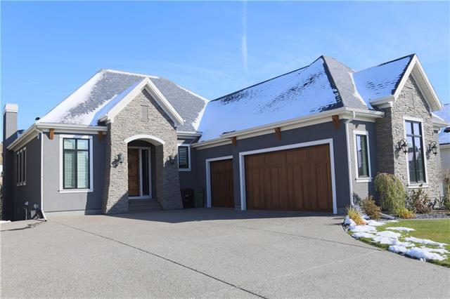 56 Cranbrook Heights SE, Calgary, AB T3M 1W5 (#C4210907) :: The Cliff Stevenson Group