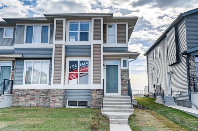 19 Cornerstone Avenue NE, Calgary, AB T3N 1G7 (#C4210909) :: Tonkinson Real Estate Team