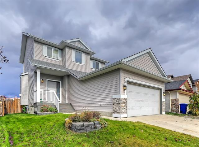 101 Thornfield Close SE, Airdrie, AB T4A 2K8 (#C4210916) :: Tonkinson Real Estate Team