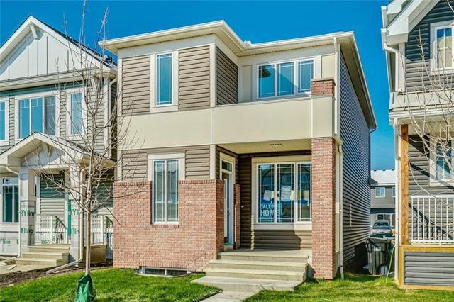 73 Seton Manor SE, Calgary, AB T3M 2V9 (#C4210917) :: The Cliff Stevenson Group