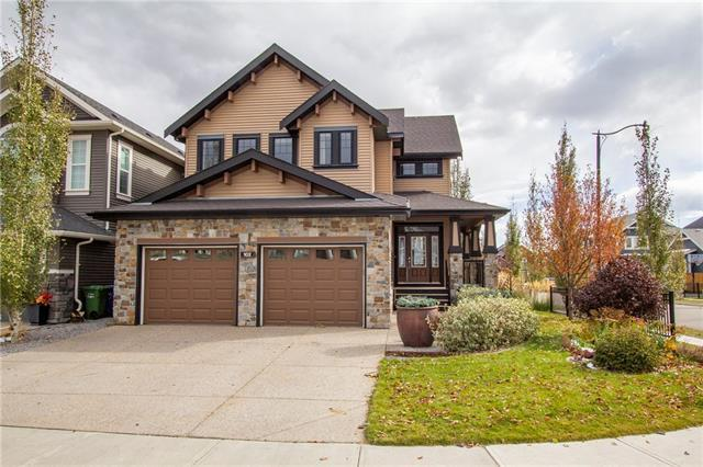 102 Cooperstown Lane SW, Airdrie, AB T4B 0Z9 (#C4210920) :: Tonkinson Real Estate Team