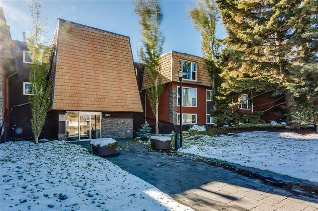 315 50 Avenue SW #308, Calgary, AB T2S 1H3 (#C4210927) :: Tonkinson Real Estate Team