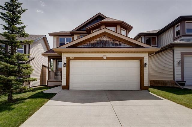165 Coventry Hills Drive NE, Calgary, AB T3K 6H4 (#C4210959) :: Canmore & Banff