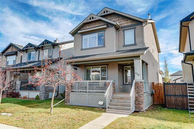 110 Bridlecrest Manor SW, Calgary, AB T2Y 4Y3 (#C4210967) :: The Cliff Stevenson Group