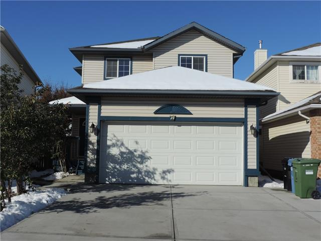 74 Coventry Crescent NE, Calgary, AB T3K 4Y9 (#C4210976) :: Canmore & Banff