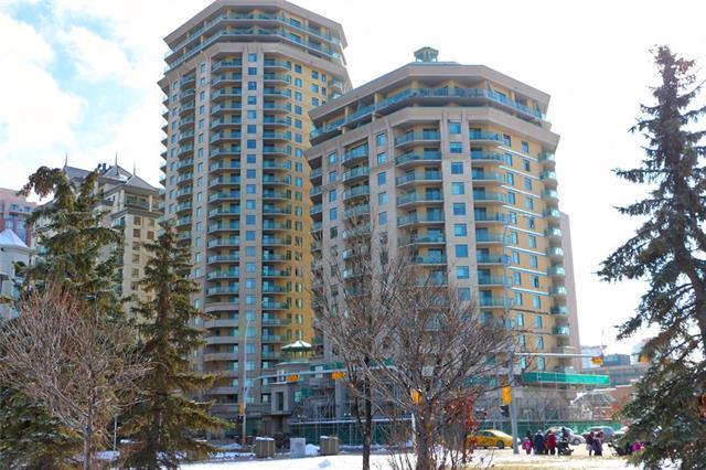 1121 6 Avenue SW #304, Calgary, AB T2P 5J4 (#C4210987) :: The Cliff Stevenson Group