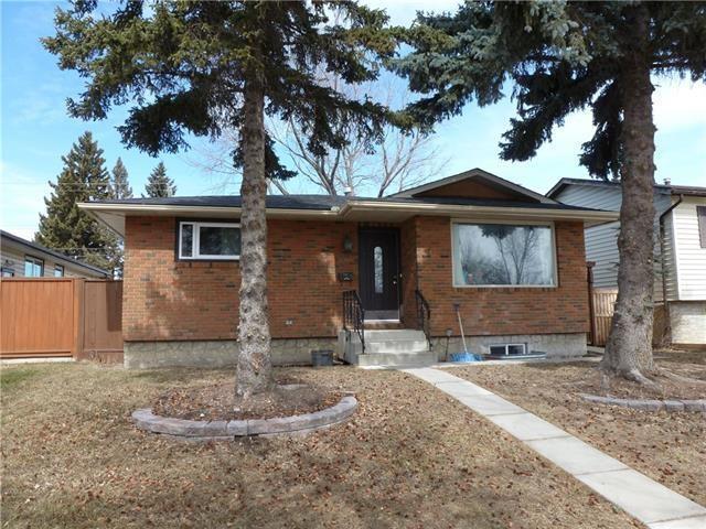 4208 Marlborough Drive NE, Calgary, AB  (#C4210988) :: Calgary Homefinders