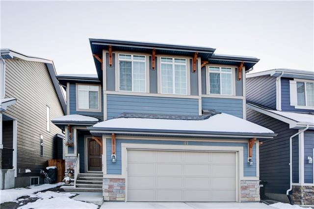 41 Auburn Sound Close SE, Calgary, AB T3M 2E4 (#C4211025) :: The Cliff Stevenson Group