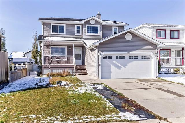 319 Canals Boulevard SW, Airdrie, AB T4B 2L5 (#C4211031) :: Your Calgary Real Estate