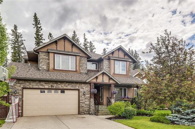 54 Discovery Ridge Manor SW, Calgary, AB T3H 5L9 (#C4211042) :: The Cliff Stevenson Group