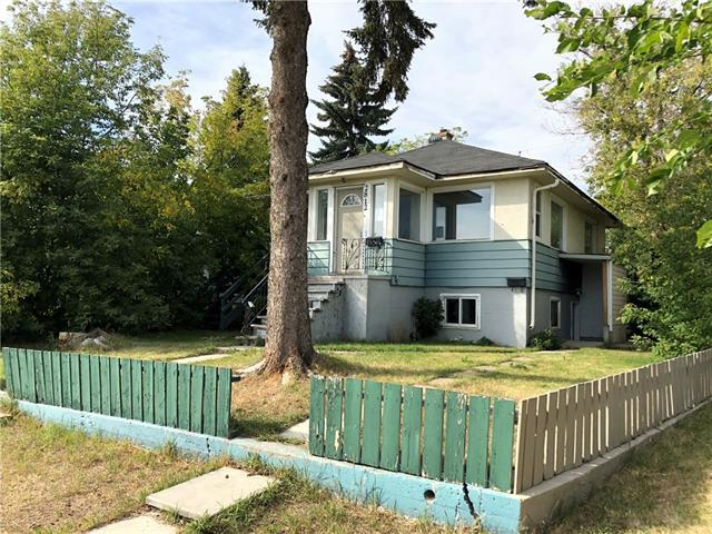 2812 12 Avenue SE, Calgary, AB T2A 0G5 (#C4211056) :: Your Calgary Real Estate