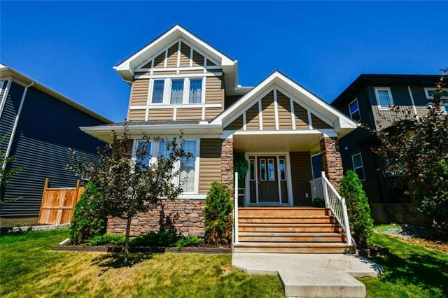 56 Ravenslea Crescent SE, Airdrie, AB T4A 0H3 (#C4211063) :: Your Calgary Real Estate