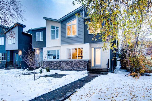 411 24 Avenue NW, Calgary, AB T2M 1X3 (#C4211065) :: The Cliff Stevenson Group