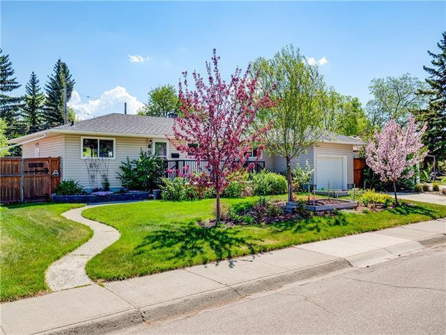 424 40 Street SW, Calgary, AB T3C 1W1 (#C4211069) :: Your Calgary Real Estate
