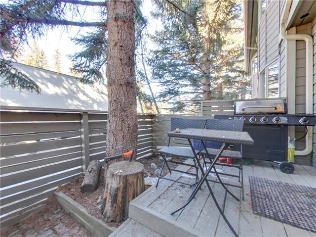 837 5th Street #3, Canmore, AB T1W 2G1 (#C4211070) :: Tonkinson Real Estate Team