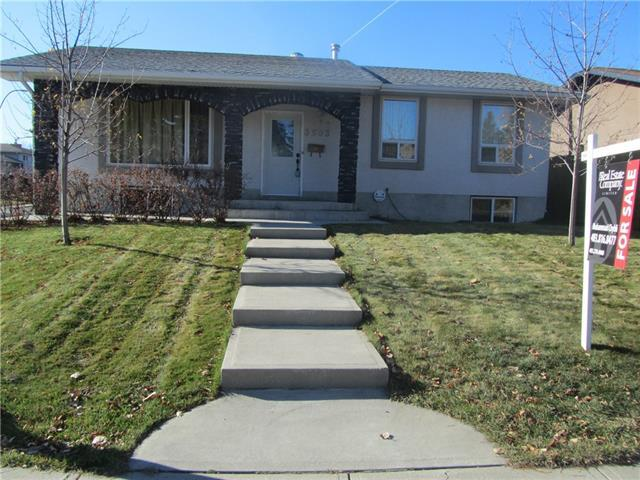 3503 48 Street NE, Calgary, AB T1Y 1S3 (#C4211079) :: Tonkinson Real Estate Team