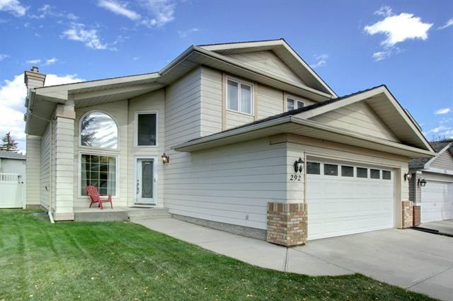 292 Sundown Way SE, Calgary, AB T2X 2N5 (#C4211084) :: Tonkinson Real Estate Team