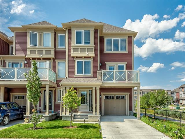 143 Windford Crescent SW, Airdrie, AB T4B 4G4 (#C4211086) :: Your Calgary Real Estate