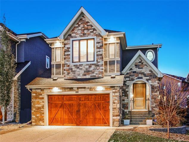 188 Ascot Drive SW, Calgary, AB T3H 0V2 (#C4211090) :: Tonkinson Real Estate Team