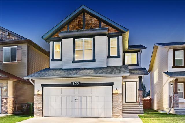 269 Silverado Plains Close SW, Calgary, AB T2X 0G6 (#C4211099) :: The Cliff Stevenson Group