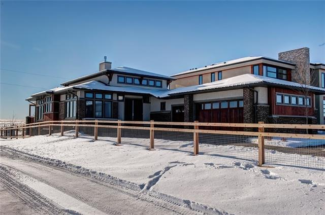 3 Prairie Smoke Rise, Rural Rocky View County, AB T3Z 3V4 (#C4211100) :: Your Calgary Real Estate