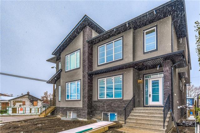 202 25 Avenue NE, Calgary, AB T2E 1Y1 (#C4211110) :: Canmore & Banff