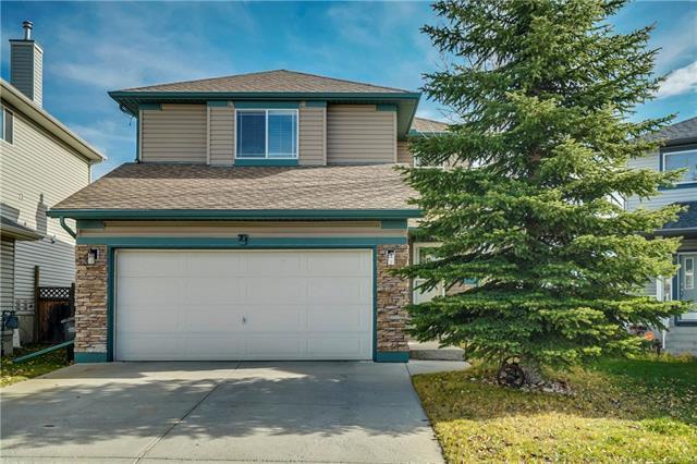 76 Crystalridge Close, Okotoks, AB T1S 1X6 (#C4211111) :: Tonkinson Real Estate Team