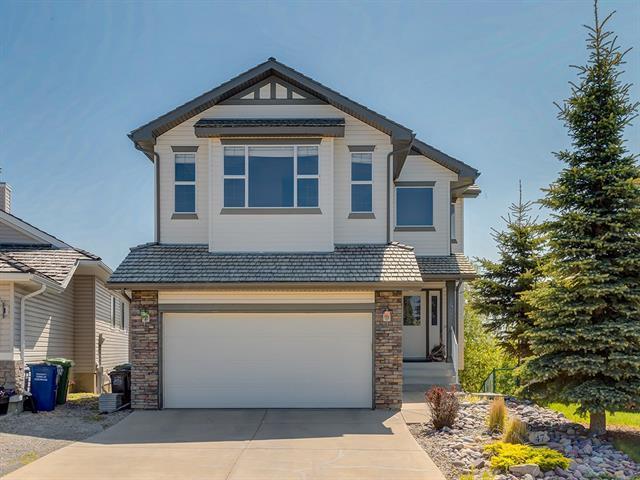 47 Glensummit Close, Cochrane, AB T4C 1W4 (#C4211149) :: Calgary Homefinders
