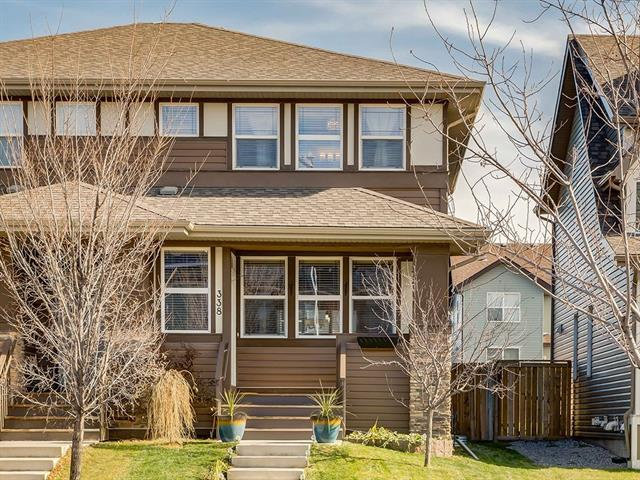 338 Chaparral Valley Drive SE, Calgary, AB T2X 0P7 (#C4211194) :: Calgary Homefinders