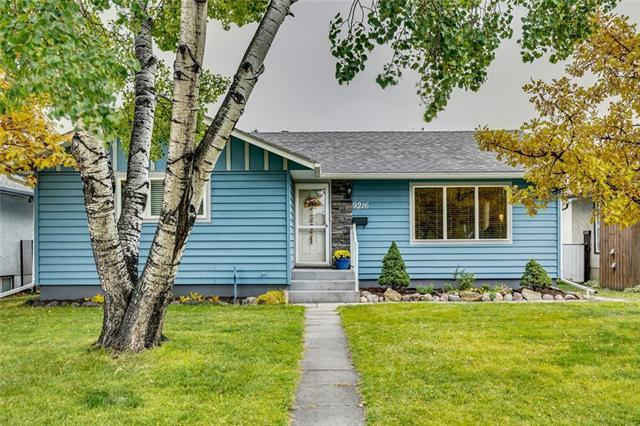 9216 5 Street SE, Calgary, AB T2J 1K5 (#C4211255) :: Your Calgary Real Estate