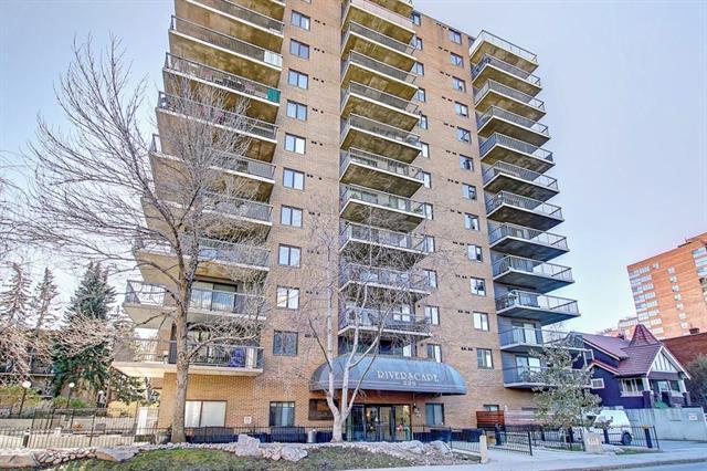 225 25 Avenue SW #1104, Calgary, AB T2S 2V2 (#C4211266) :: Tonkinson Real Estate Team