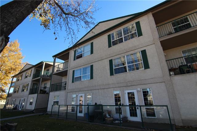 105 7 Avenue SE #208, High River, AB T1V 1T8 (#C4211285) :: Tonkinson Real Estate Team