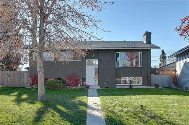 204 Maple Court Crescent SE, Calgary, AB T2J 1W1 (#C4211315) :: The Cliff Stevenson Group