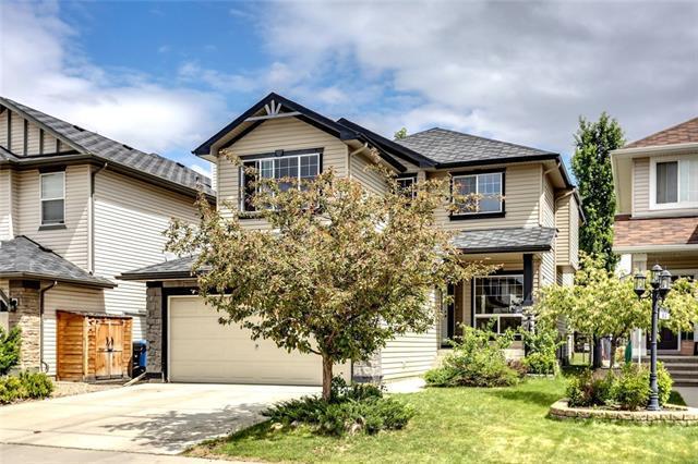 78 Cranwell Manor SE, Calgary, AB T3M 1G8 (#C4211338) :: The Cliff Stevenson Group