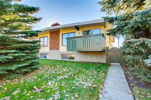 229 Silver Mead Close NW, Calgary, AB T3B 3V5 (#C4211353) :: The Cliff Stevenson Group
