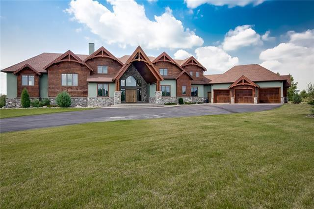 243045 Morgans Road, Rural Rocky View County, AB T2T 6K9 (#C4211362) :: The Cliff Stevenson Group