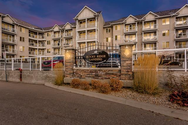 500 Rocky Vista Gardens NW #111, Calgary, AB T3G 0C3 (#C4211373) :: Tonkinson Real Estate Team