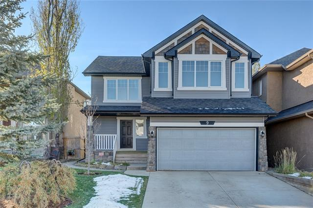 9 Evergreen Common SW, Calgary, AB T2Y 4N8 (#C4211376) :: The Cliff Stevenson Group