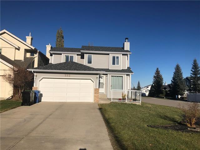 192 Macewan Ridge Close NW, Calgary, AB T3K 3A7 (#C4211422) :: Calgary Homefinders