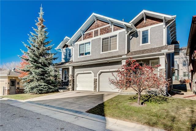 8 Hidden Creek Rise NW, Calgary, AB T3A 6L5 (#C4211423) :: Calgary Homefinders