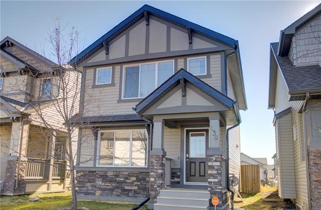 139 Skyview Springs Gardens NE, Calgary, AB T3N 0B5 (#C4211425) :: The Cliff Stevenson Group