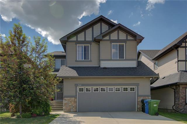 348 Silverado Boulevard SW, Calgary, AB T2X 0G7 (#C4211426) :: The Cliff Stevenson Group