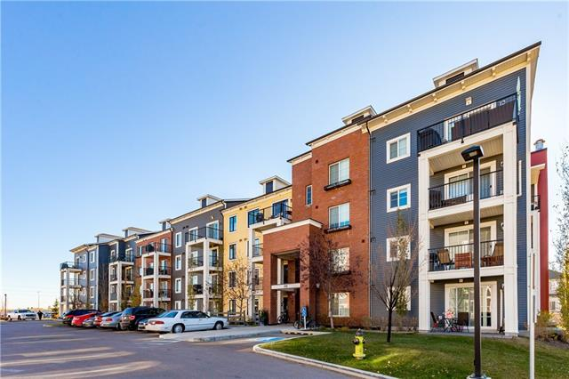 755 Copperpond Boulevard SE #1108, Calgary, AB T2Z 4R2 (#C4211448) :: The Cliff Stevenson Group