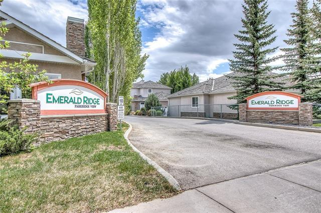 40 Parkridge View SE #220, Calgary, AB T2J 7G6 (#C4213471) :: Tonkinson Real Estate Team