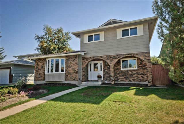 315 Parkglen Crescent SE, Calgary, AB T2J 4M4 (#C4213472) :: Calgary Homefinders