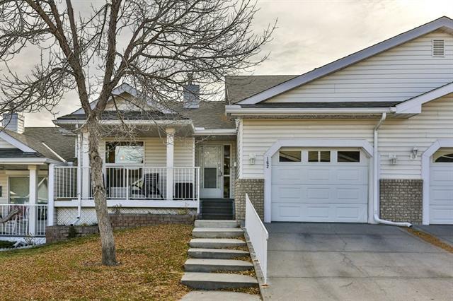 162 Macewan Ridge Villa(S) NW, Calgary, AB T3K 4G3 (#C4213479) :: Calgary Homefinders